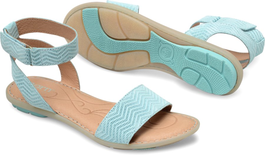 Born Tegal : Pool Suede - Womens
