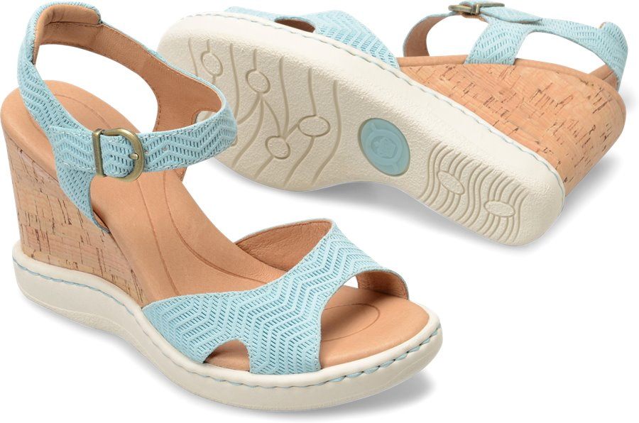 Born Puno : Pool Suede - Womens