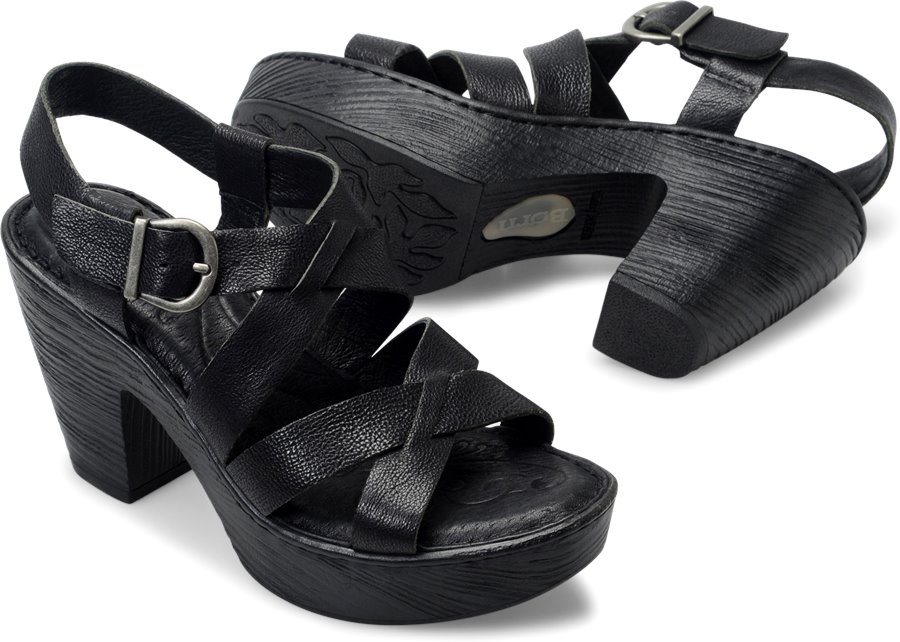 Born Greccia : Black - Womens