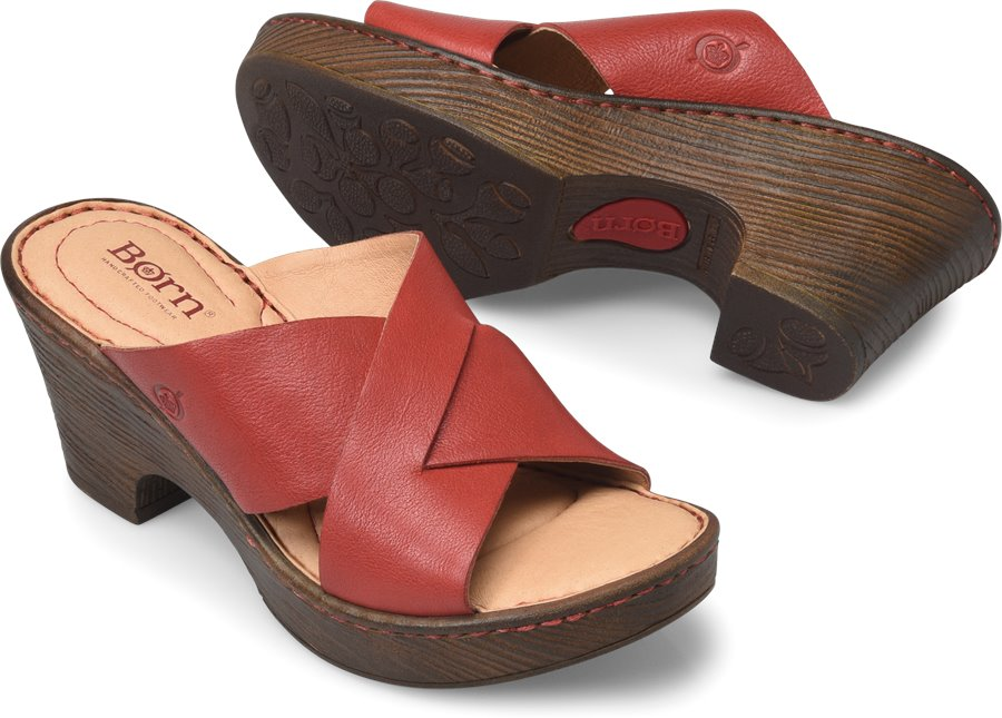 Born Coney : Red Rose - Womens