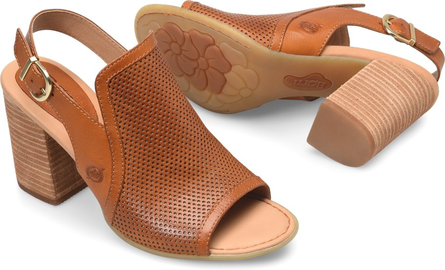 Born Sutra Perf : Brown Combo - Womens