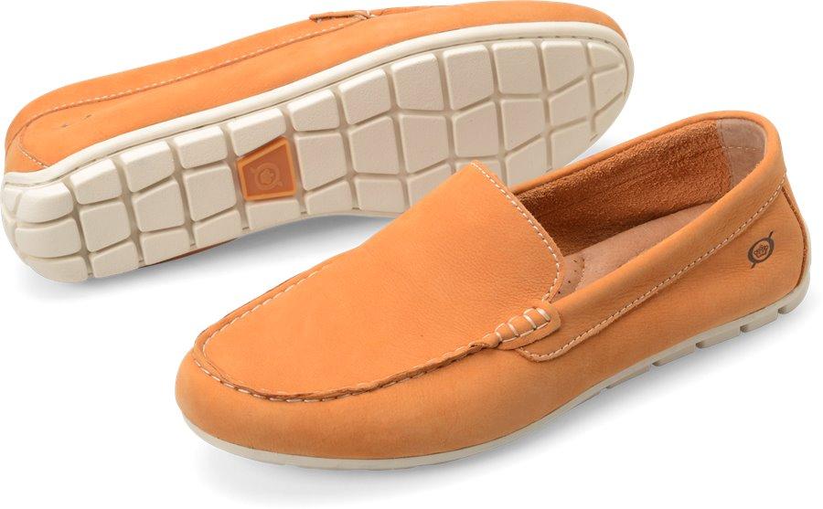 Born Allan : Orange Nubuck - Mens