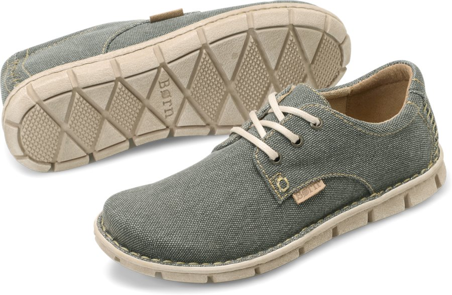 Born Soledad : Deep Gray - Mens