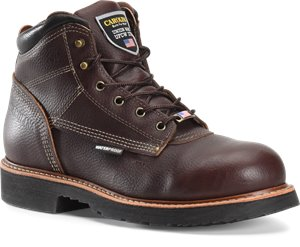 Brown Carolina 6 Inch Domestic CompToe Waterproof