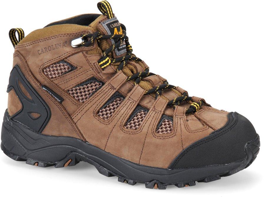 Carolina 6In 4x4 Soft Toe Hiker FACTORY SPECIAL FINAL SALE : Dark Brown - Mens
