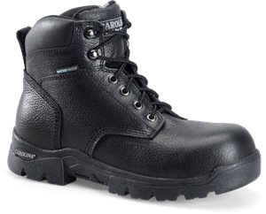 Black Carolina 6 Inch WP Composite Toe Work Boot