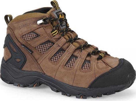 Dark Brown Carolina 6 Inch 4X4 WP  Hiker