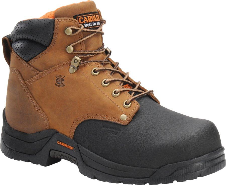 Carolina 6  Comp. Toe Internal Metguard : Copper - Mens