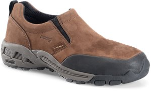 Dark Brown Carolina AeroTrek Aluminum Toe ESD