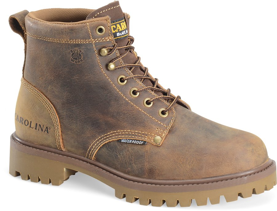 Carolina 6 Inch ST Waterproof Boot : Old Town Folklore - Mens