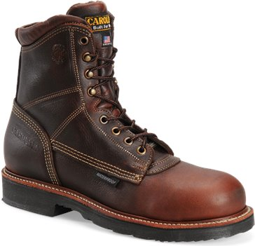 Briar Pitstop Carolina 8 Inch Domestic Waterproof Boot