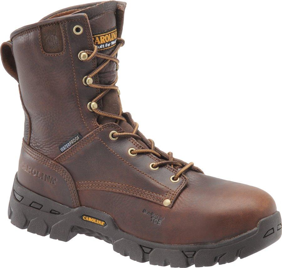 Carolina 8 Inch Waterproof Comp. Toe : Briar - Mens