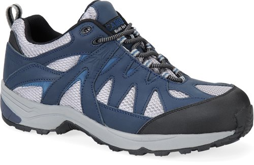 Gray/Blue Carolina Aluminum Toe Athletic