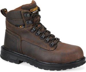 Dark Brown Carolina 6 Inch ESD Boot