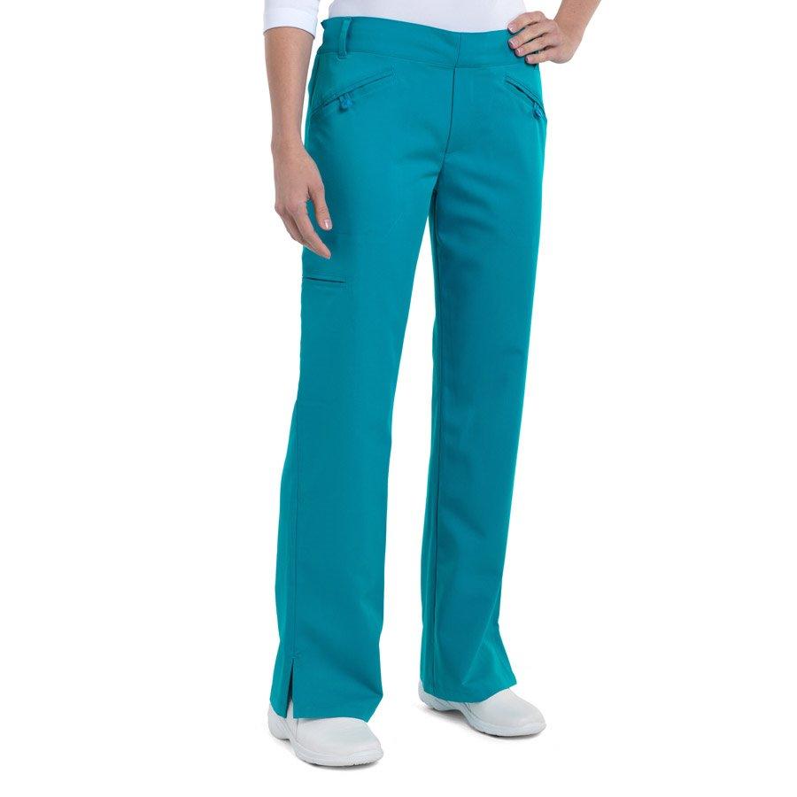 Nurse Mates Bethany Pants : TURQUOIS - Womens