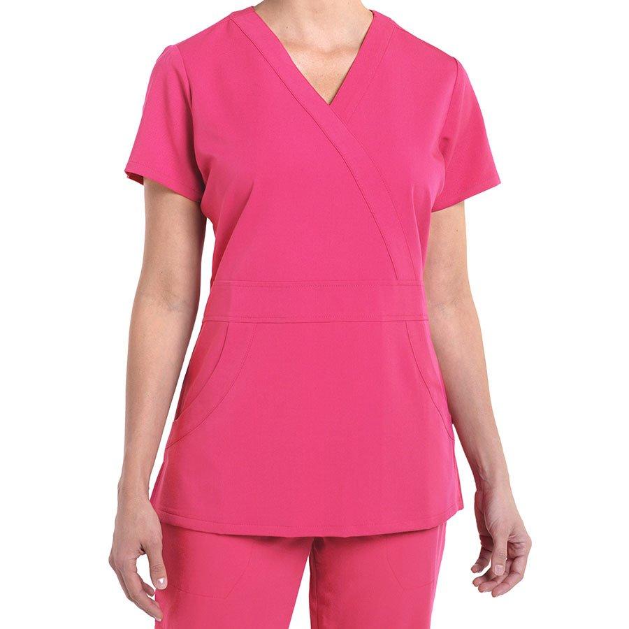 Nurse Mates Lauren Top : Rose - Womens
