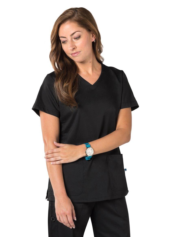 Nurse Mates Maci Top : Black - Womens