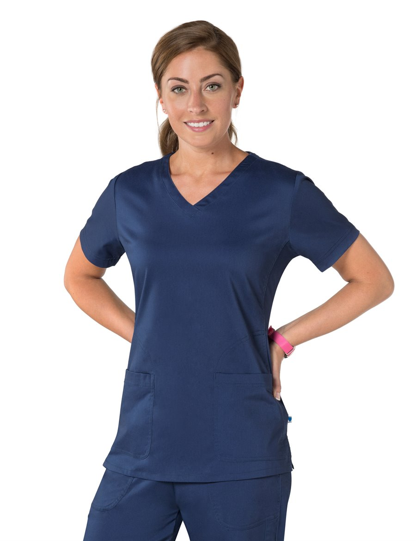 Nurse Mates Maci Top : Navy - Womens