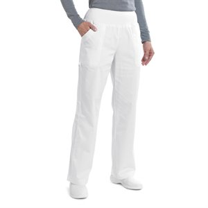 White Nurse Mates Sara Pants
