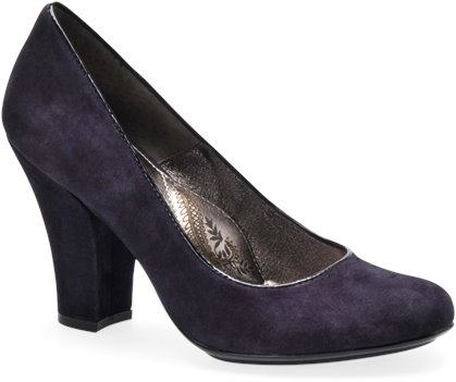 Grape Suede Sofft Fiorentina