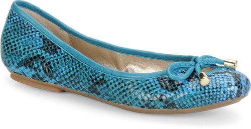 Teal/Sport Blue Sofft Carolee