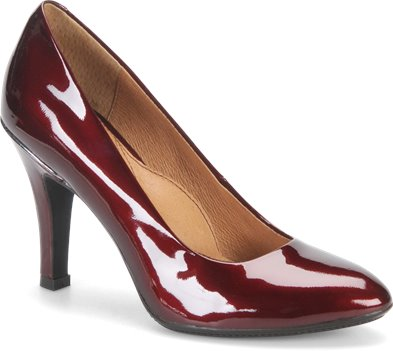 Bordeaux Pearl Patent Sofft Moselle