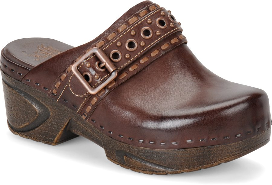 Sofft Carrieann : Drum Brown - Womens
