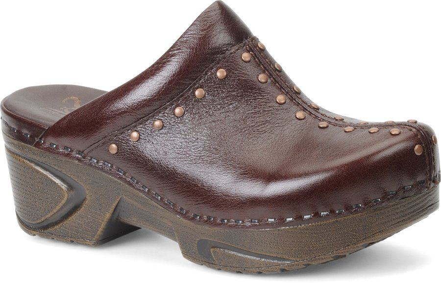 Sofft Cait : Hero Brown - Womens