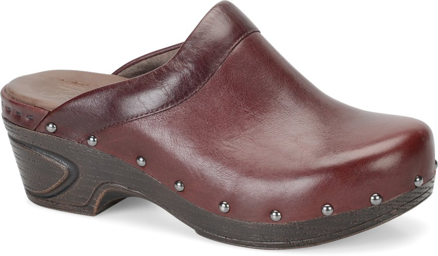 Sofft Bellrose : Bordeaux Red - Womens