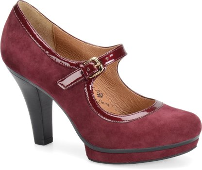 Bordo Red Sofft Madelia