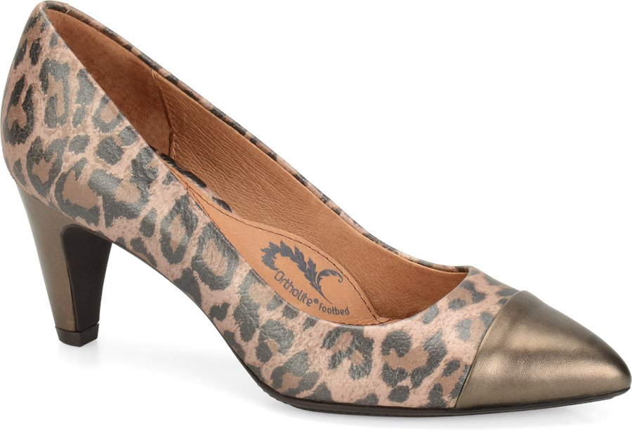 Sofft Tansy : Cappucino - Womens