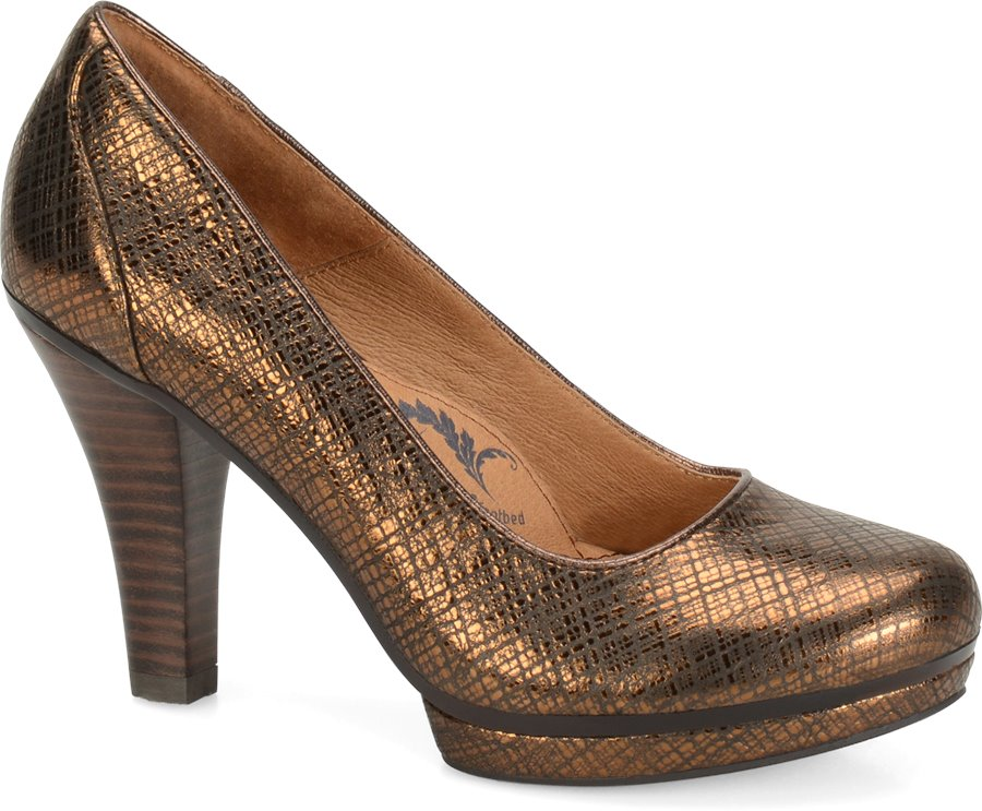 Sofft Mandy : Copper - Womens