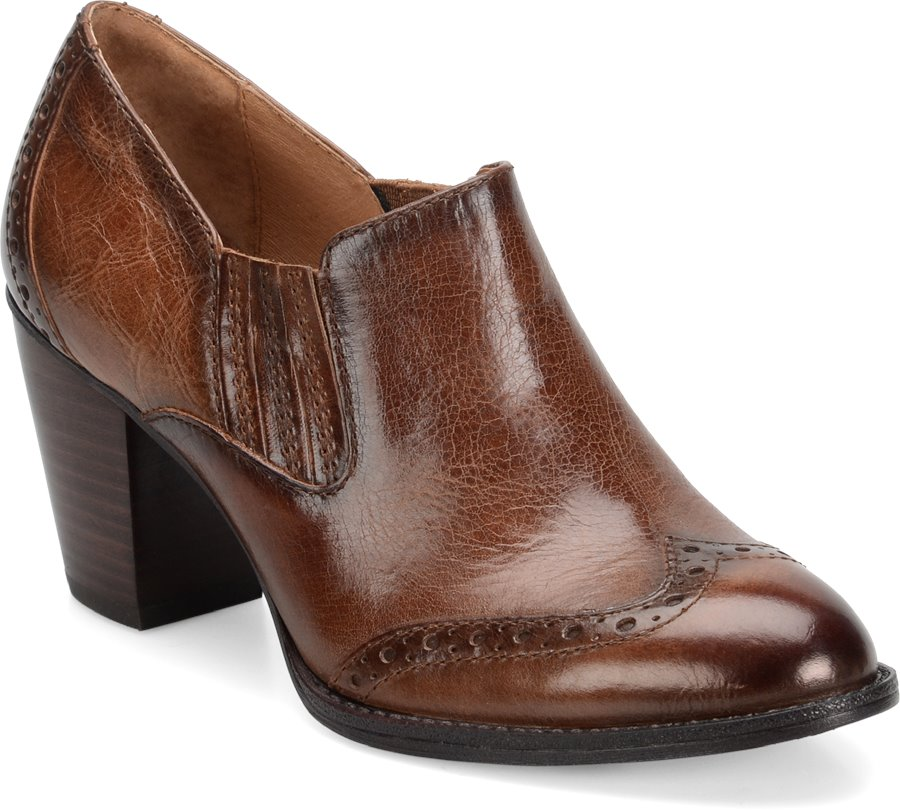 Sofft Weston : Sturdy Brown - Womens