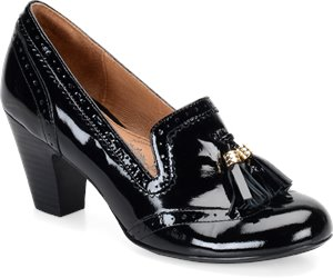 Black Patent Sofft Opal