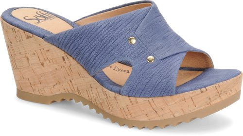 DENIM BLUE  Sofft Sancia