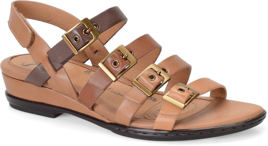 Sofft Sapphire : Brown Multi - Womens