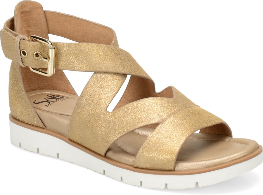 Sofft Mirabelle : Gold - Womens
