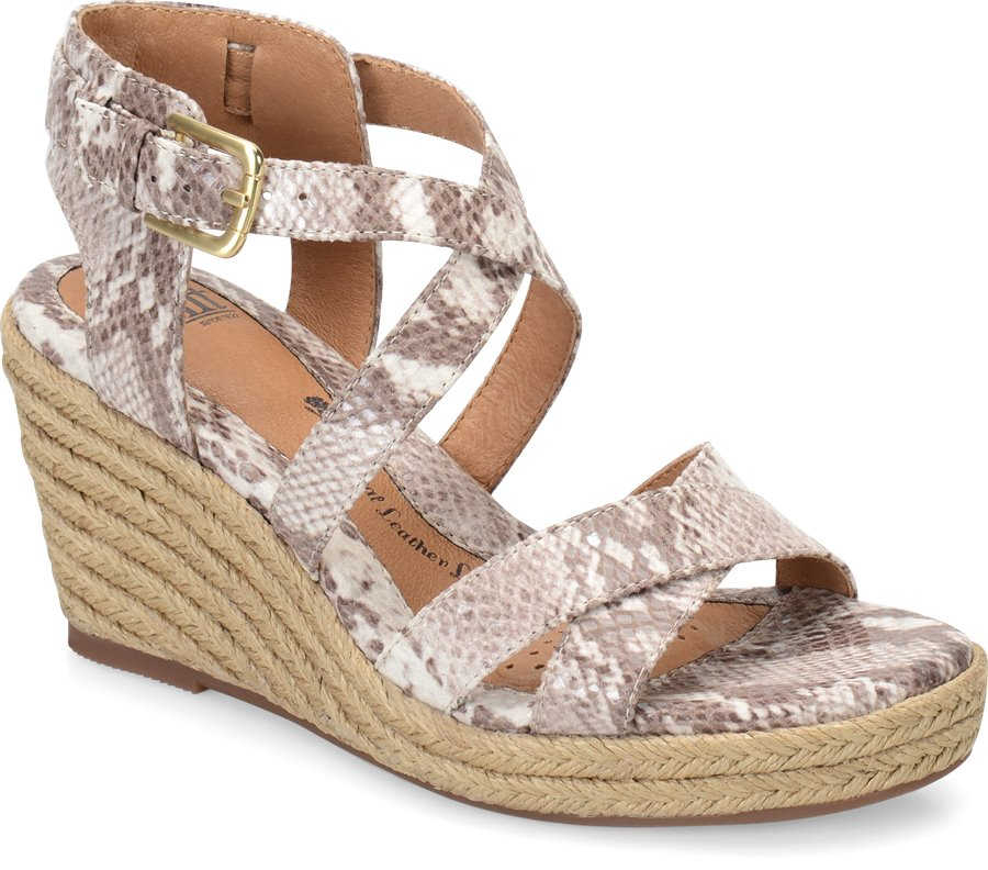 Sofft Inez : Sand - Womens