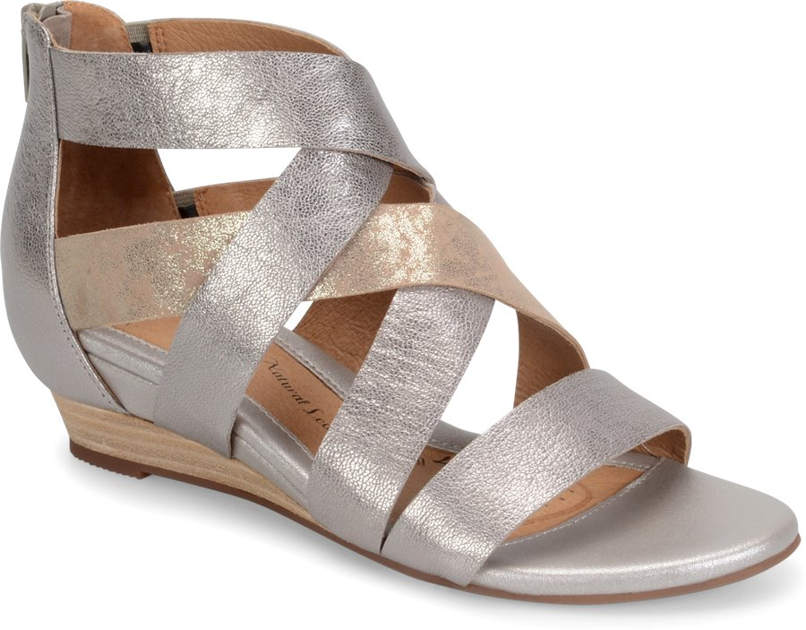 Sofft Rosaria : Anthracite - Womens
