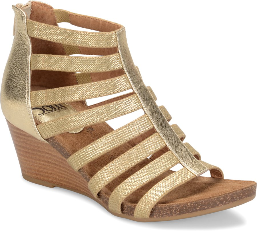 Sofft Mati : Rich Gold - Womens