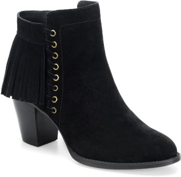 Black Suede Sofft Winters