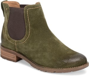 Olive Suede  Sofft Selby