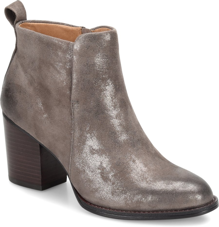 Sofft Ware : Smoke Suede - Womens