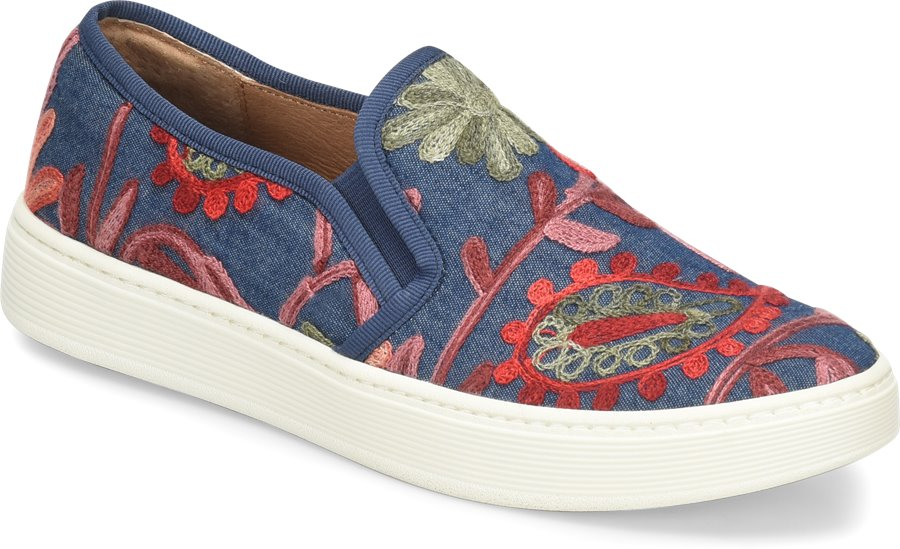Sofft Somers : Red Multi - Womens
