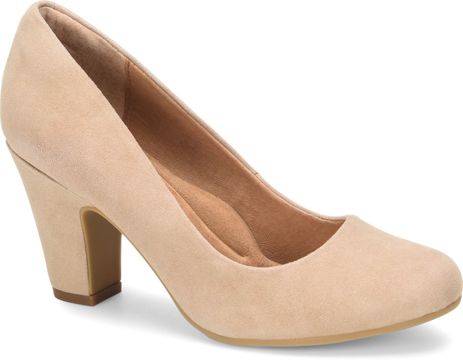 Sofft Madina : Baywater Suede - Womens