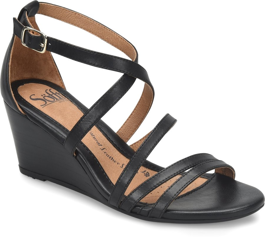 Sofft Mecina : Black - Womens