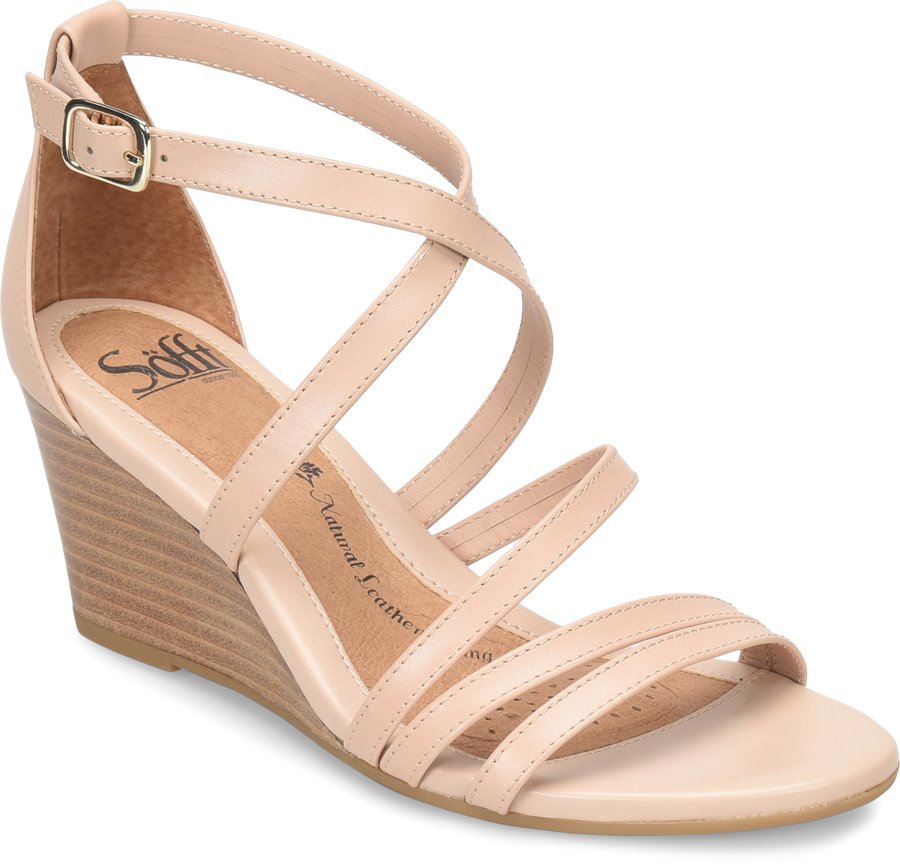 Sofft Mecina : Blush - Womens