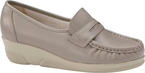 Taupe Softspots Pennie