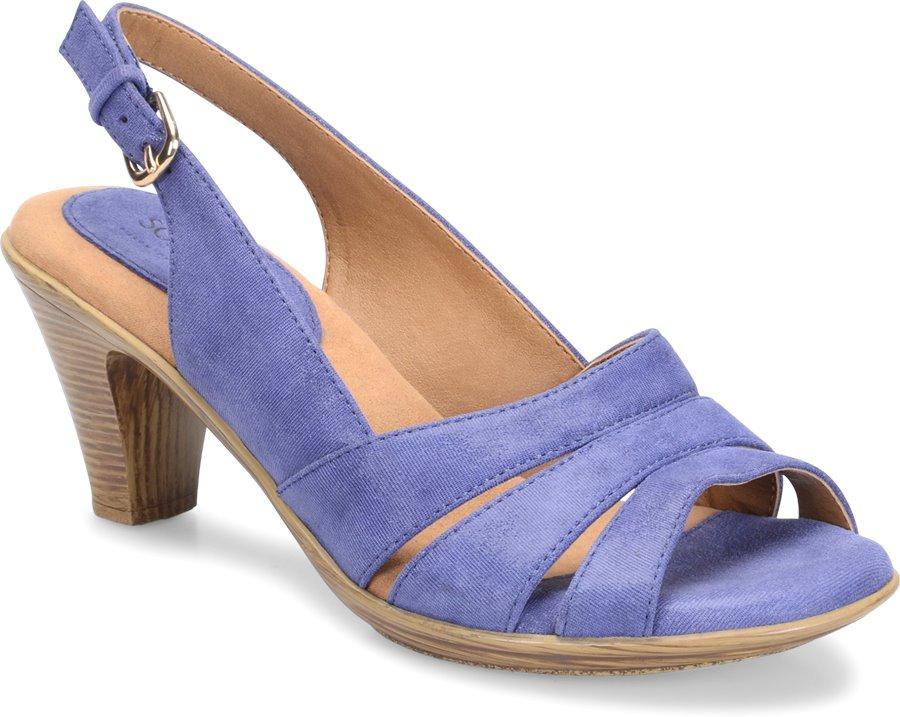 Softspots Neima : Cobalt Blue - Womens
