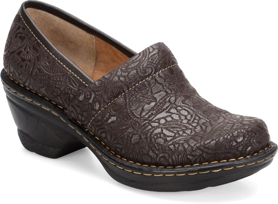 Softspots Larissa : Coffee Suede - Womens
